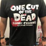 カメラを止めるな!Tシャツ